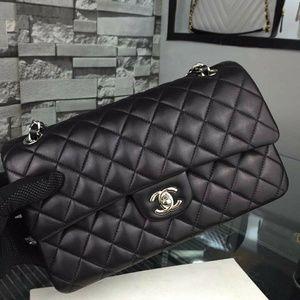 Medium Chanel Classic flap bags